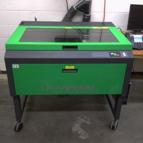 Laser Cutters - Department of Art and Art History