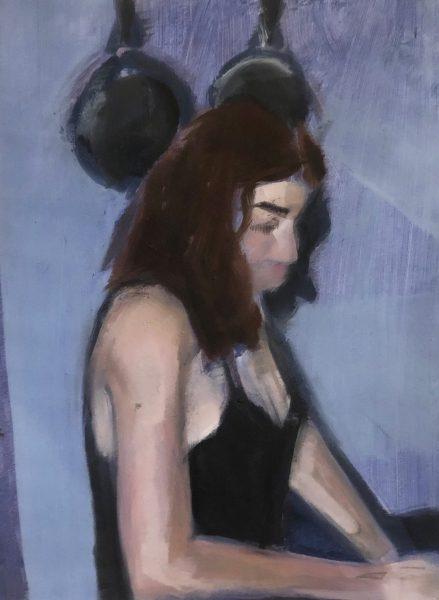 Mackenzie Looft. Untitled II.